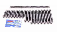 ARP - ARP Pro Series Head Bolt Kit - SB Chevy - Cast Iron OEM, Brodix -8, -10, -11, -11Xb Heads - 12 Pt. Heads