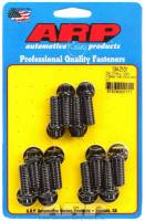 ARP - ARP High Performance Intake Manifold Bolt Kit - Black Oxide - SB Chevy 265-400 - 12 Pt. Heads