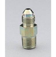 "Aeroquip - Aeroquip Steel -06 Male AN to 1/4"" NPT Straight Adapter"
