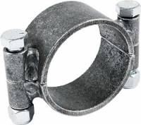 "Allstar Performance - Allstar Performance Clamp-On Ring, Retainer - 1/3/4"" Wide, 2 Bolt Tube"