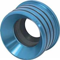 "Allstar Performance - Allstar Performance Axle Tube Housing Seal - 2.562"" O.D. Fits 7/32"" Wall - 3"" Tube - Blue"