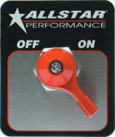 Allstar Performance - Allstar Performance Battery Disconnect Switch Panel, 2 Alternator Posts