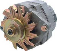 Allstar Performance - Allstar Performance GM Delco Alternator 63 Amp - Single Wire