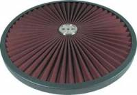 "Allstar Performance - Allstar Performance Washable 14"" Air Cleaner Filter Top"