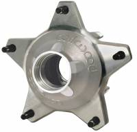 "Wilwood Engineering - Wilwood Starlite ""55"" Front Wide 5 Hub w/ Snap-Cap - Std. Offset - 5/8 Coarse Studs - Fits Wilwood Calipers"