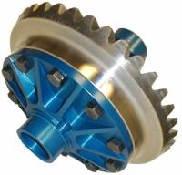 "Richmond Gear - Richmond ""Lite"" Ring & Pinion Set - 7.00 Ratio, 35-7 Teeth, Ford 9, Lightened"