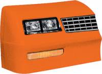 Allstar Performance - Allstar Performance 1983-88 Monte Carlo SS Nose - Orange -Left (Only)