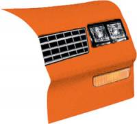 Allstar Performance - Allstar Performance 1983-88 Monte Carlo SS Nose - Orange -Right (Only)