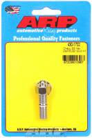 ARP - ARP Stainless Steel Chevy Distributor Stud Kit - Hex- SB Chevy, BB Chevy