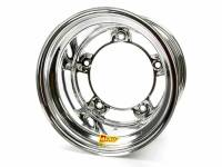 "Aero Race Wheel - Aero 58 Series Rolled Wheel - Chrome - 15"" x 10"" - Wide 5 - 5"" Back Spacing - 18 lbs."