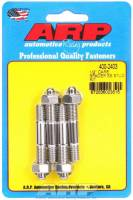 "ARP - ARP Stainless Steel Carburetor Stud Kit - 5/16"" x 2.225"" OAL"