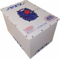ATL Racing Fuel Cells - ATL Dirt Late Model Sport Fuel Cell - 26 Gallon - White Can