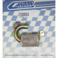 "Canton Racing Products - Canton Oil Pump Pick-Up - SB Chevy Drag Race, Road Race, Marine w/ 7.5 Deep Oil Pan w/ 3/4"" Inlet High Volume Pump (Melling #MELM155Hv)"