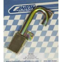 "Canton Racing Products - Canton Oil Pump Pick-Up - SB Chevy - Circle Track Standard Volume Pump 7"" Deep Oil Pan - 3/4"" Tube (Melling #MELM155)"