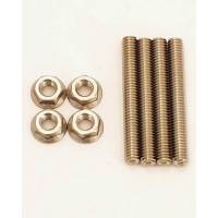 "Canton Racing Products - Canton Carburetor Mounting Stud Kit - 2-1/2"" - Long 5/16""-18 Set Screw Style Studs - Use w/ 1"" Carb Spacers"