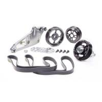 Jones Racing Products - Jones Racing Products Serpentine Drive Kit - SB Chevy - Serpentine