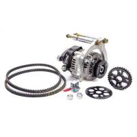 Jones Racing Products - Jones Racing Products HTD Alternator Drive Kit - SB Chevy
