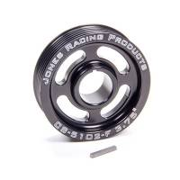 "Jones Racing Products - Jones Racing Products Crank Serpentine Pulley - 3.750 O.D. - 1-1/8"" I.D."