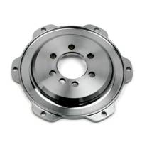 "Quarter Master - Quarter Master Button Flywheel - 7.25"" - V-Drive - Chevy (Late Pattern) w/ 1 Piece Rear Seal"
