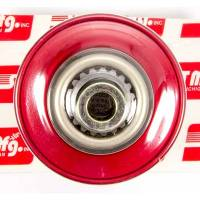 Sweet Manufacturing - Sweet Steering Wheel Quick Release Hub - For Sweet Adjustable Steering Column - Aluminum (Red)