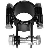 "UB Machine - UB Machine Round Tube Clamp-On Shock Mount - 1-1/4"" Tube"