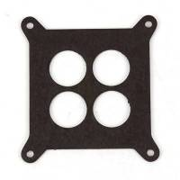 "Mr. Gasket - Mr. Gasket Carburetor Base Gasket - Holley and Afb Squre. Bore 4 Hole - 250"" Thick"