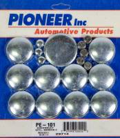 Pioneer Automotive Products - Pioneer 400 Chevy Freeze Plug Kit - Steel