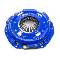 "Quarter Master - Quarter Master 10.4"" Street Stock Clutch Cover Assembly w/ Iron Faced Aluminum Pressure Plate"