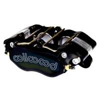 "Wilwood Engineering - Wilwood DynaPro Lug Mount Forged Billet Caliper - 1.75"" Pistons - 1.25"" Rotor Thickness"