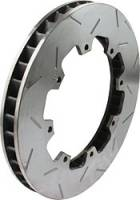 "Allstar Performance - Allstar Performance 40 Vane Brake Rotor - LH - 11.75"" x 1.25"" - 8 Bolt - 11.2 lbs."