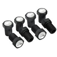 King Racing Products - King Billet Aluminum Nozzle Plugs (8)
