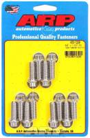 "ARP - ARP Stainless Steel Header Bolt Kit - 12-Point - 5/16"" Wrench -  3/8""-16 - 1.000"" Under Head Length - Set of 12"