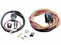 SPAL Advanced Technologies - SPAL Fan Relay Harness w/ 185° Thermostat