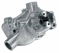 Stewart Components - Stewart Stage 4 Aluminum Water Pump - Chevrolet SB - Short