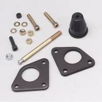 Wilwood Engineering - Wilwood Tandem Master Cylinder Bracket Kit - Master Cylinder to Firewall