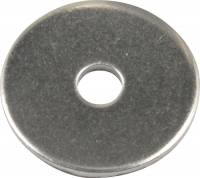 "Allstar Performance - Allstar Performance 3/16"" Steel Back Up Washers - 1"" O.D."