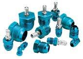 Fragola Performance Systems - Fragola Hose Pressure Test Kit - Includes -03 AN Through -16 AN Testers