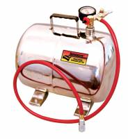 Longacre Racing Products - Longacre Lightweight Polished Air Tank