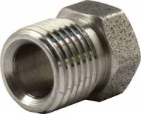 "Allstar Performance - Allstar Performance 1/4"" Inverted Flare Nuts - 7/16""-24"" Stainless"