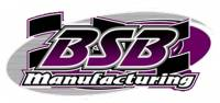 BSB Manufacturing - BSB Replacement Shaft For Outlaw Coil-Over Eliminator #BSB7500-2