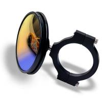 "Joes Racing Products - JOES Side View 3"" Mirror w/ 1-1/2"" Clamp"