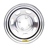 "Aero Race Wheel - Aero 31 Series Spun Wheel - Chrome - 13"" x 8"" - 4 x 4.50"" Bolt Circle - 2"" Back Spacing - 14 lbs."
