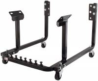 Allstar Performance - Allstar Performance Engine Cradle SB/BB Chevy With Casters