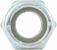 "Allstar Performance - Allstar Performance Coarse Thread Nyloc Hex Nut, 5/16""-18 (10 Pack)"