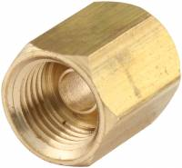 "Allstar Performance - Allstar Performance Inverted Flare Union Fitting - 1/4"" Line - 7/16""-20 Thread (4 Pack)"