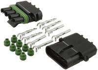 Allstar Performance - Allstar Performance Weather Pack 4-Wire Flat Connector Kit