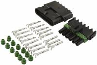 Allstar Performance - Allstar Performance Weather Pack 6-Wire Connector Kit
