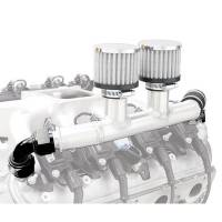 KRC Power Steering - KRC Power Steering CT525 Breather System-Manifold - LS-3
