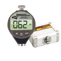 Longacre Racing Products - Longacre Digital Durometer with Silver Case
