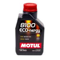 Motul - Motul 8100 Eco-nergy 5W30 Synthetic Motor Oil - 1 Liter